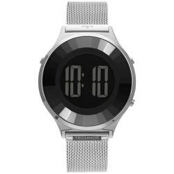 Relógio Technos Feminino Digital Bj3851ag/1p Prata... - Fábrica do Ouro