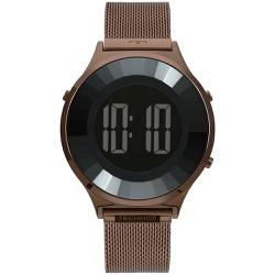 Relógio Technos Feminino Digital Bj3851ah/4p Marro... - Fábrica do Ouro