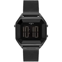 Relógio Technos Feminino Digital Bj3851ao/1p Preto... - Fábrica do Ouro