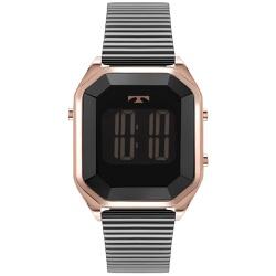 Relógio Technos Feminino Digital Bj3927ak/1p Bicol... - Fábrica do Ouro
