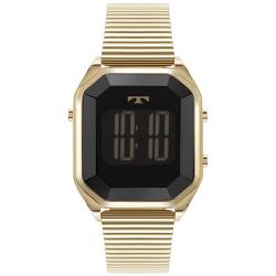 Relógio Technos Feminino Digital Bj3927al/1p Doura... - Fábrica do Ouro