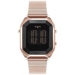 Relógio Technos Feminino Digital Bj3927am/1p Rosé ... - Fábrica do Ouro