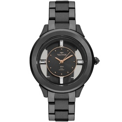 Relógio Technos Feminino Elegance Crystal F03101ac... - Fábrica do Ouro