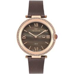 Relógio Technos Feminino St.moritz Gl15au/5m Rosé ... - Fábrica do Ouro