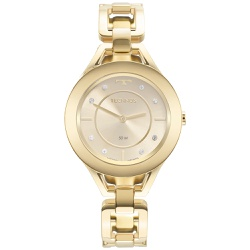 Relógio Technos Feminino Elos Gl20hm/1x Dourado - ... - Fábrica do Ouro