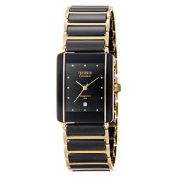 Relógio Technos Feminino Ceramic Gn10aapai/4p Dour... - Fábrica do Ouro