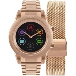 Relógio Smartwatch Technos Feminino Connect P01ae/... - Fábrica do Ouro