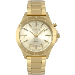 Relógio Technos Feminino Trend Y121e3aa/4x Dourado... - Fábrica do Ouro