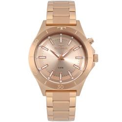 Relógio Technos Feminino Trend Y121e3ad/1t Rosé - ... - Fábrica do Ouro