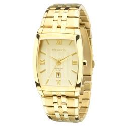 Relógio Technos Masculino Executive 1n12mp/4x Dour... - Fábrica do Ouro