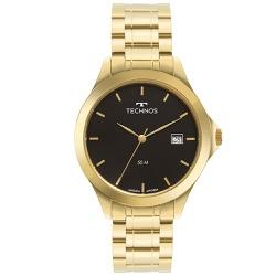 Relógio Technos Masculino Steel 1s13bwtdy/4p Doura... - Fábrica do Ouro