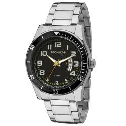 Relógio Technos Masculino Racer 2115ksl/1y Prata -... - Fábrica do Ouro