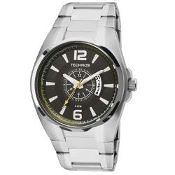 Relógio Technos Masculino Racer 2115ktc/1p Prata -... - Fábrica do Ouro