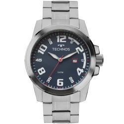 Relógio Technos Masculino Racer 2115mgr/1a Prata -... - Fábrica do Ouro