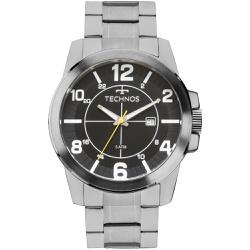 Relógio Technos Masculino Racer 2115mgr/1p Prata -... - Fábrica do Ouro