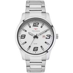 Relógio Technos Masculino Racer 2115mols/1b Prata ... - Fábrica do Ouro