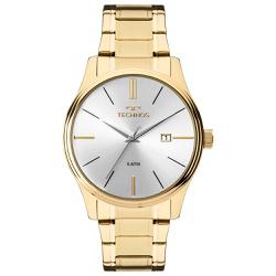 Relógio Technos Masculino Steel 2115mpn/4k Dourado... - Fábrica do Ouro