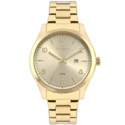 Relógio Technos Masculino Steel 2115mrcs/4x Dourad... - Fábrica do Ouro