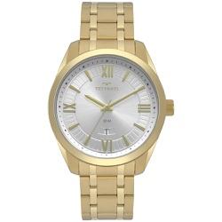 Relógio Technos Masculino Steel 2115msn/4x Dourado... - Fábrica do Ouro