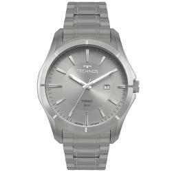 Relógio Technos Masculino Executive 2115mtw/4c Pra... - Fábrica do Ouro