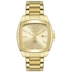 Relógio Technos Masculino Golf 2115mws/1d Dourado ... - Fábrica do Ouro