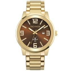 Relógio Technos Masculino Golf 2115mwv/1m Dourado ... - Fábrica do Ouro