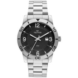 Relógio Technos Masculino Militar 2115mxj/0k Prata... - Fábrica do Ouro