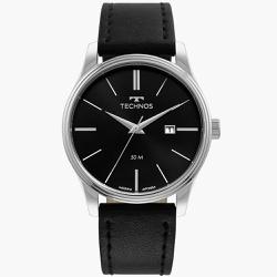 Relógio Technos Masculino Steel 2115mxu/0p Prata -... - Fábrica do Ouro