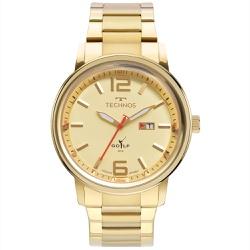 Relógio Technos Masculino Golf 2115mxx/1d Dourado ... - Fábrica do Ouro