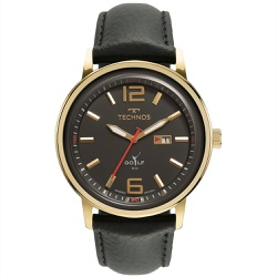 Relógio Technos Masculino Golf 2115mxy/1p Dourado ... - Fábrica do Ouro