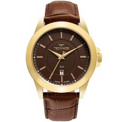 Relógio Technos Masculino Steel 2115mya/0m Dourado... - Fábrica do Ouro