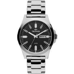 Relógio Technos Masculino Steel 2305ax/1p Prata - ... - Fábrica do Ouro