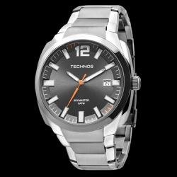 Relógio Technos Masculino Steel 2415bl/1f Prata - ... - Fábrica do Ouro