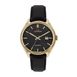 Relógio Technos Masculino Suiço 2824aa/2p Dourado ... - Fábrica do Ouro