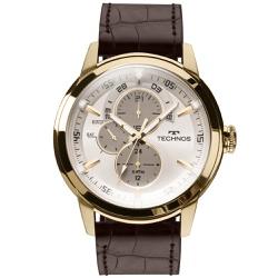 Relógio Technos Masculino Grandtech 6p57ac/2c Dour... - Fábrica do Ouro