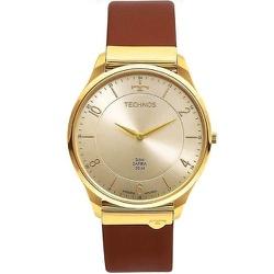 Relógio Technos Masculino Steel 9t22aj/2x Dourado ... - Fábrica do Ouro