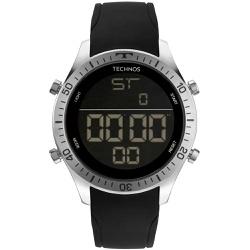 Relógio Technos Masculino Digital Bjk006ad/2p Prat... - Fábrica do Ouro