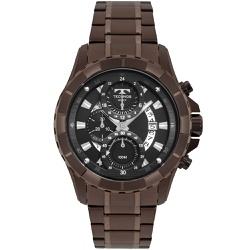 Relógio Technos Masculino Legacy Js15fn/4p Marrom ... - Fábrica do Ouro