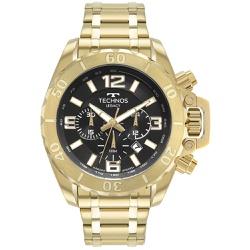 Relógio Technos Masculino Lagacy Js25cq/1p Dourado... - Fábrica do Ouro