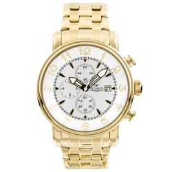 Relógio Technos Masculino Grandtech Os10cr/4k Dour... - Fábrica do Ouro