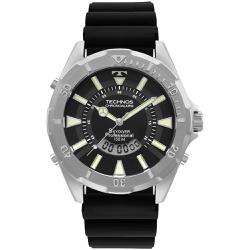Relógio Technos Masculino Skydiver Wt205fz/2p Prat... - Fábrica do Ouro