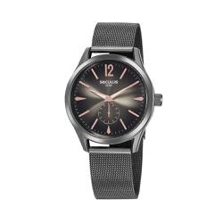 Relógio Seculus Feminino Glamour 20845lpsvss2 Chum... - Fábrica do Ouro
