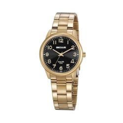 Relógio Seculus Feminino Social 20863lpsvda2 Doura... - Fábrica do Ouro