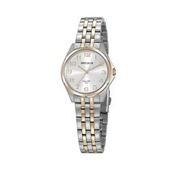 Relógio Seculus Feminino Social 20866lpsvba2 Prata... - Fábrica do Ouro