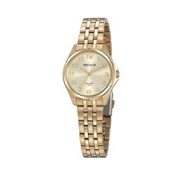 Relógio Seculus Feminino Social 20866lpsvda1 Doura... - Fábrica do Ouro