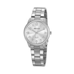 Relógio Seculus Feminino Clássico 20863l0svna3 Pra... - Fábrica do Ouro