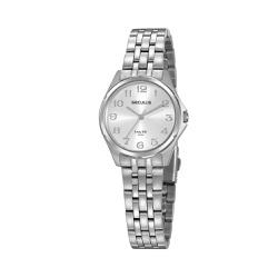Relógio Seculus Feminino Clássico 20866l0svna3 Pra... - Fábrica do Ouro