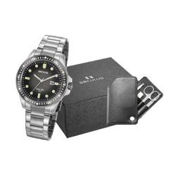 Kit Relógio Seculus Masculino Manicure 20852g0svna... - Fábrica do Ouro
