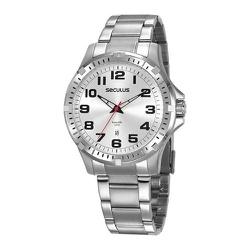 Relógio Seculus Masculino Casual 20787g0svna1 Prat... - Fábrica do Ouro