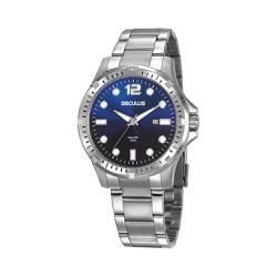 Relógio Seculus Masculino Casual 20800g0svna1 Prat... - Fábrica do Ouro